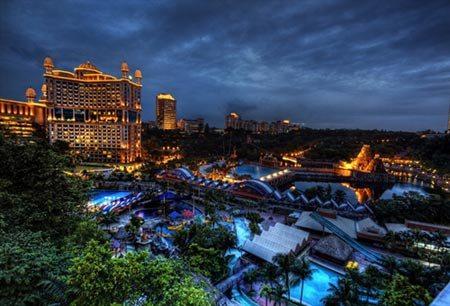 du lich malaysia tham quan cong vien giai tri theme park
