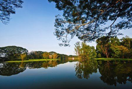 Lake Green, lá phổi của Kuala Lumpur.