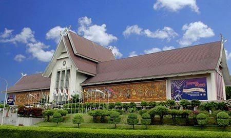 Bảo tàng nghệ thuật Hồi Giáo lớn nhất Đông Nam Á