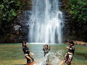 Phát huy tiềm năng khu du lịch quốc gia Măng Đen