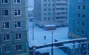 Ngôi làng lạnh giá nhất thế giới
