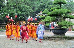 Huế tái hiện nhiều nghi lễ nhằm thu hút khách du lịch
