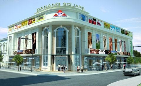 cho hien dai danang square