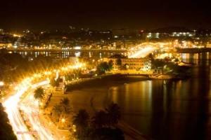 Chiều trên biển Nha Trang