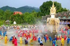 Khám phá lễ hội Té nước thú vị ở một số nước Đông Nam Á