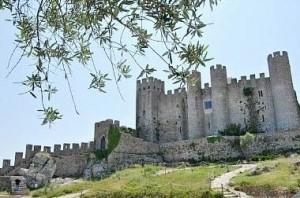 Khám phá vẻ đẹp của lâu đài Óbidos Castle ở Bồ Đào Nha