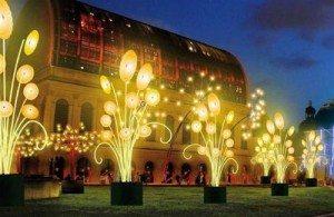 Lyon lung linh trong lễ hội ánh sáng