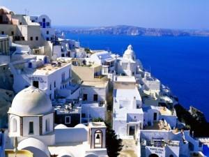 Số lượng khách du lịch đến Hy Lạp năm 2011 cao chưa từng có