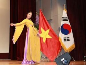 Tuần lễ văn hóa, du lịch Việt Nam tại Hàn Quốc