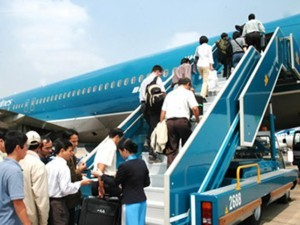 Vietnam Airlines tăng thêm các chuyến bay phục vụ nghỉ lễ 30/4 – 1/5