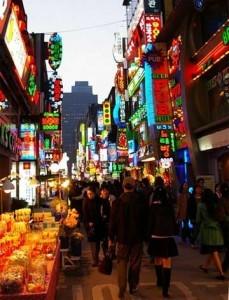 Mách bạn địa chỉ mua sắm khi du lịch Hàn Quốc