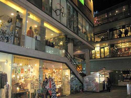 cho Namdaemun tai Seoul