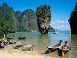 dao james bond thai lan thu hut khach du lich
