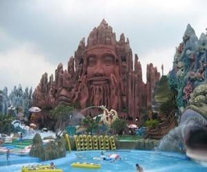 Suối Tiên Việt Nam – top 12 công viên giải trí thế giới