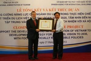 Lượng du khách Tây Ban Nha đến Việt Nam có tốc độ tăng trưởng cao