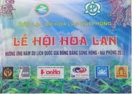 le hoi hoa lan o Hai Phong
