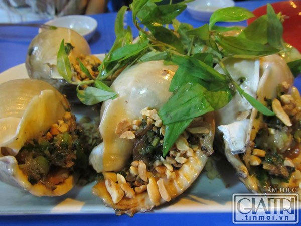 oc nhay - du lịch Nam Phuong