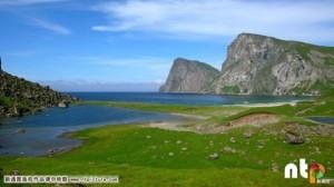 Thiên nhiên xanh trên quần đảo Lofoten, Na Uy