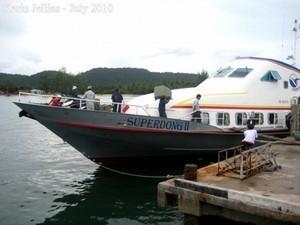 Đưa tàu cao tốc khai thác tuyến Hà Tiên-Phú Quốc