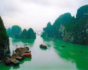 Những điểm đến mê hoặc ở Quảng Ninh