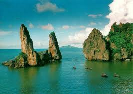 Các địa điểm du lịch tại Kiên Giang