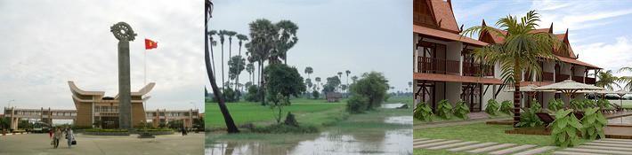 Caravan Ho Chi Minh den Pread Vihear