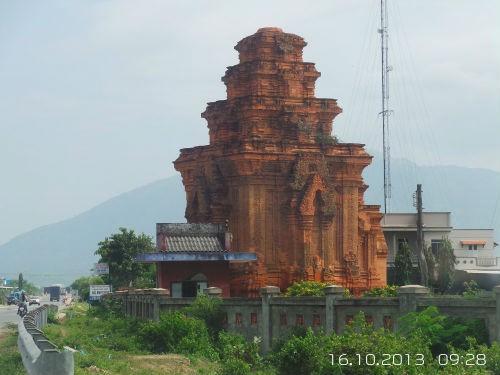 Khu vuc ba Thap