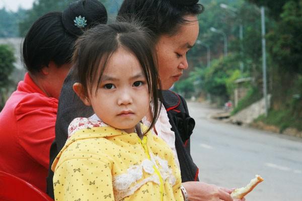 Cac be nguoi Thai xinh xan