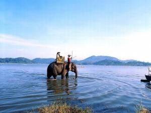 Những hồ nước đẹp ở Tây Nguyên