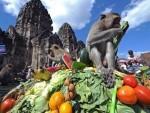 Tiec buffet cho khi o Thai Lan