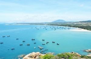Ngỡ ngàng cảnh sắc thiên đường biển La Gi