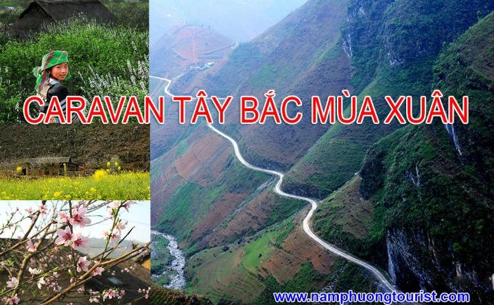 Caravan kham pha Y Ty