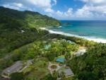 Khu nghi duong Rosalie Bay Resort