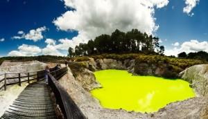 Khám phá phong cảnh tuyệt đẹp của New Zealand