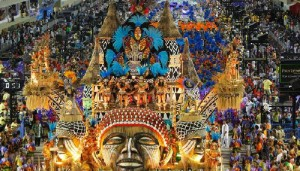 Lễ hội Rio Carnival sôi động và nóng bỏng
