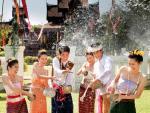 Le te nuoc Songkran