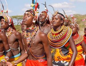 Sôi động những lễ hội rực rỡ sắc màu ở Nam Phi