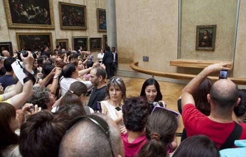 Buc tranh Mona Lisa noi tieng