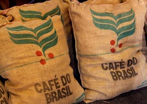 Cafe noi tieng Brazil