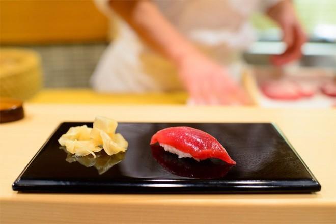 Thuong thuc Sushi