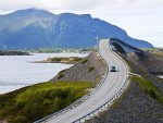 Cung duong The Atlantic Road