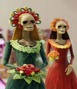 Ngày hội dành cho… người chết ở Mexico