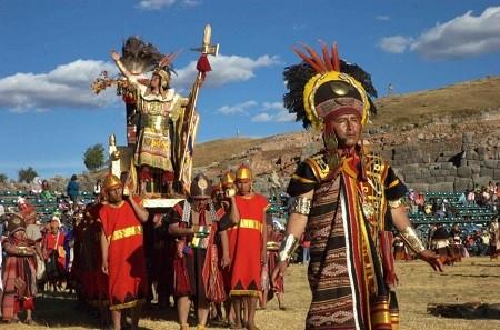 Le hoi mat troi Inti Raymi