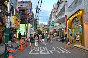 Khám phá Hongdae – con phố trẻ trung nhất của Seoul