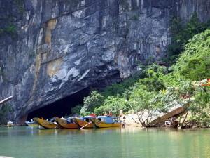 Khám phá du lịch mạo hiểm tại di sản Phong Nha-Kẻ Bàng
