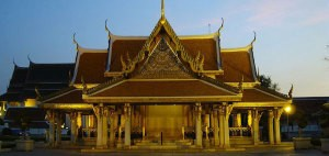 Ba ngày du hí Bangkok