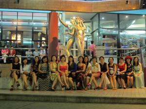 VNPT Lâm Đồng tham quan tại thiên đường giải trí Bangkok- Pattaya