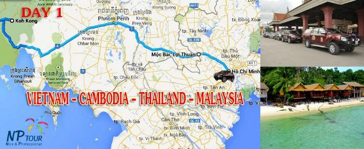 Caravan di Koh Kong