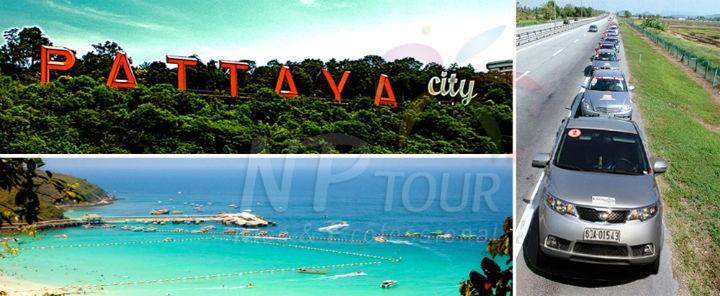 Doan caravan den Pattaya