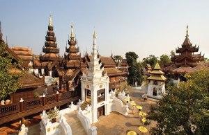 Vẻ đẹp thơ mộng của Chiang Mai- Thái Lan